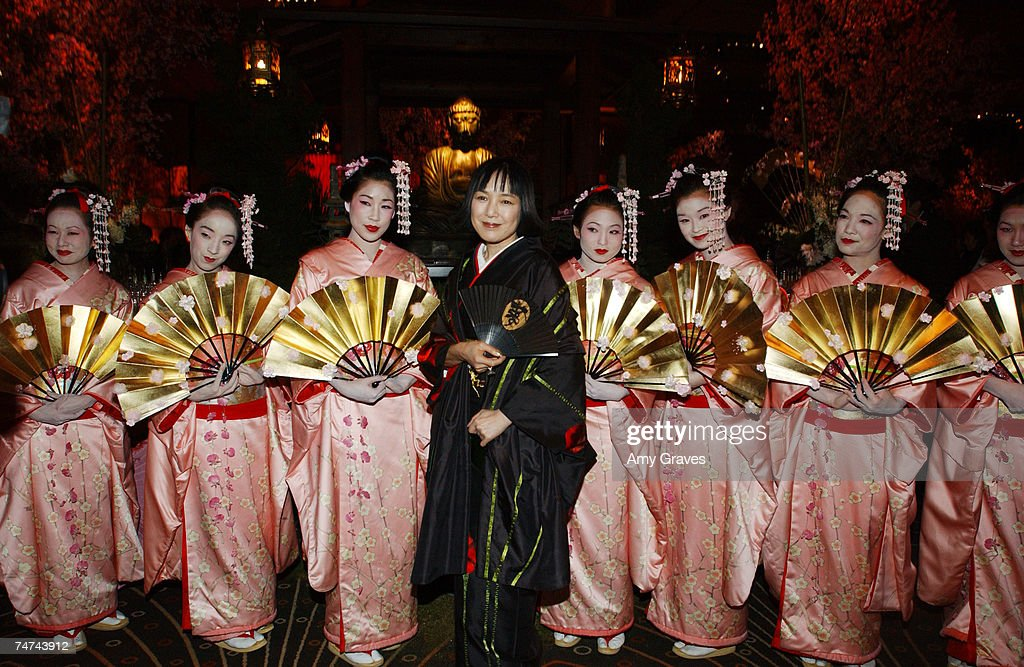 """""""Memoirs of a Geisha"""" Los Angeles Premiere - After Party : Nyhetsfoto"""