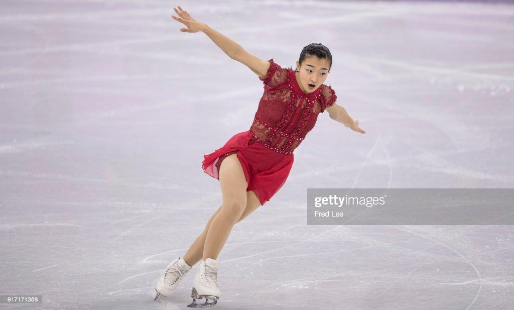 Figure Skating - Winter Olympics Day 3 : ニュース写真