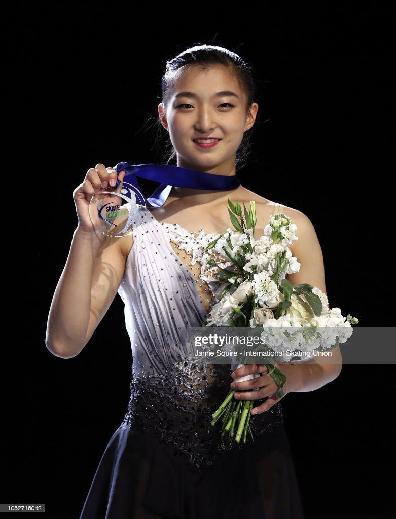 ISU Grand Prix of Figure Skating Skate America : ニュース写真
