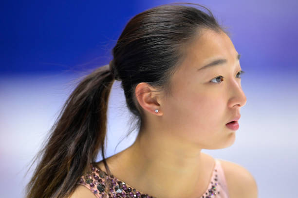 JPN: ISU Grand Prix of Figure Skating - NHK Trophy