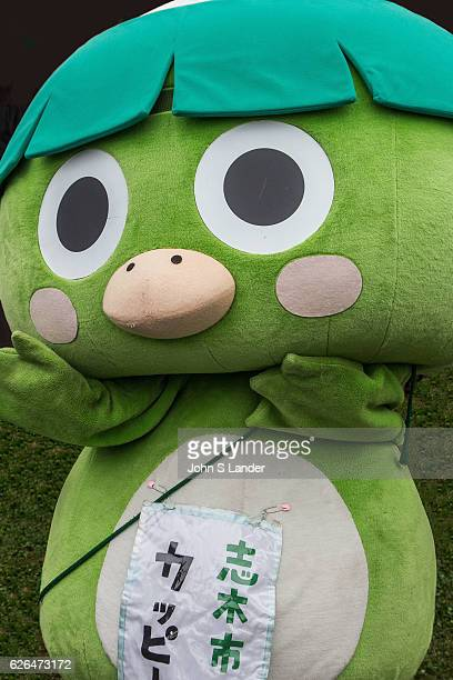 Kapi Mascot Japanese celebrate the silly eccentric and adorable like no other country Its obsession with the yurukyara mascots is a perfect example...