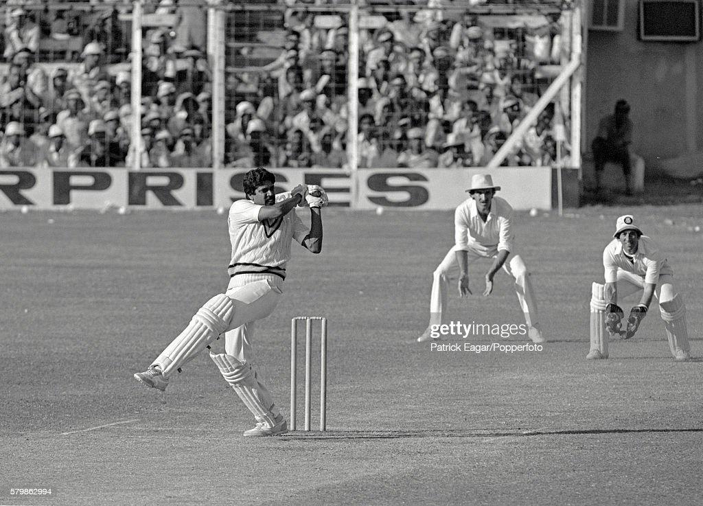 1st Test Match - India v England : News Photo