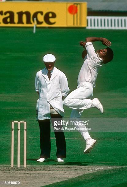 Kapil Dev, England v India, 3rd Test, Headingley, Jul 1979.