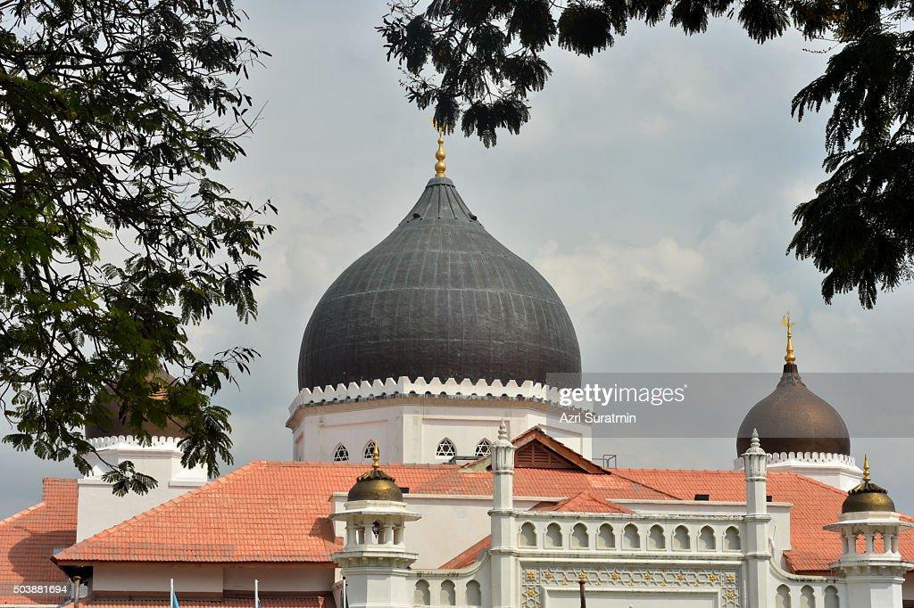 Kapitan Kling Mosque : Stock Photo