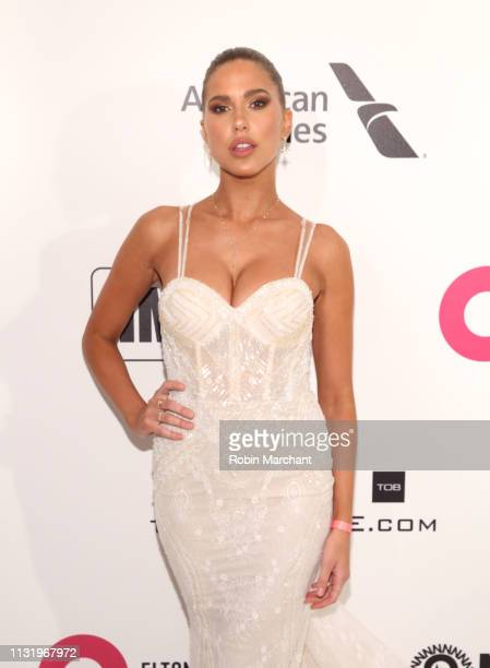 Kara Del Toro attends 27th Annual Elton John AIDS Foundation Academy Awards Viewing Party Celebrating EJAF And The 91st Academy Awards on February 24...