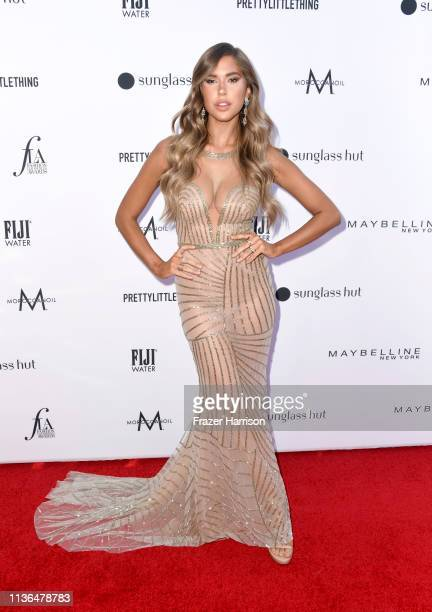 Kara Del Toro attends the Daily Front Row's 5th Annual Fashion Los Angeles Awards at Beverly Hills Hotel on March 17 2019 in Beverly Hills California
