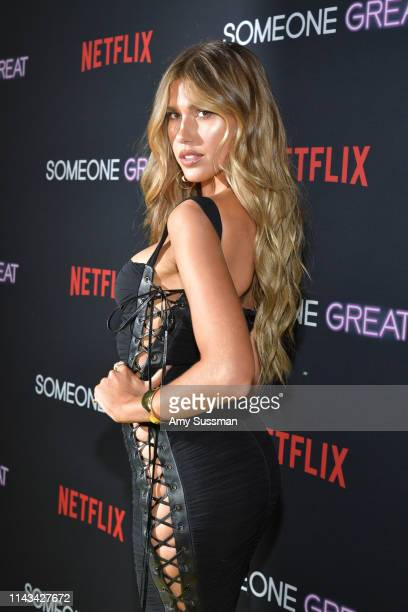 Kara Del Toro attends the Los Angeles special screening of Netflix's Someone Great at ArcLight Hollywood on April 17 2019 in Hollywood California