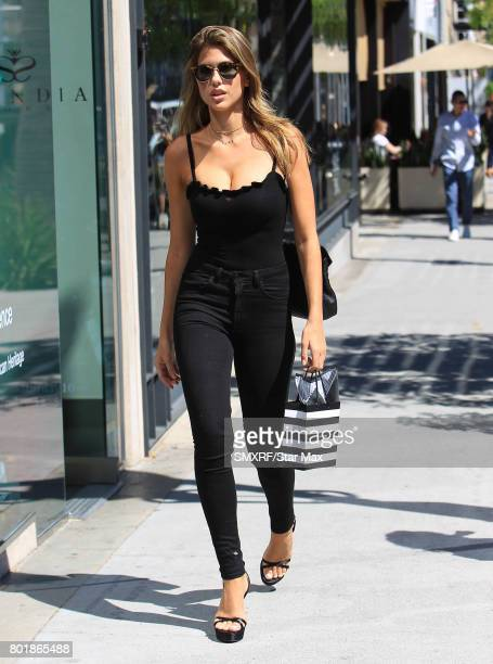 Kara Del Toro is seen on June 26 2017 in Los Angeles California