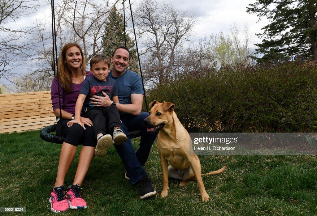 Kara Goucher American long distance runner : News Photo