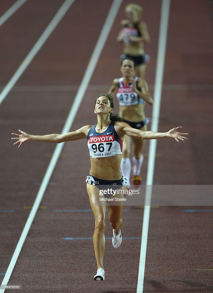 11th IAAF World Athletics Championships: Day One : News Photo