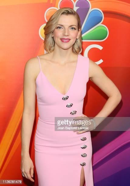 Kara Killmer attends NBC's Los Angeles MidSeason Press Junket on February 20 2019 in Los Angeles California