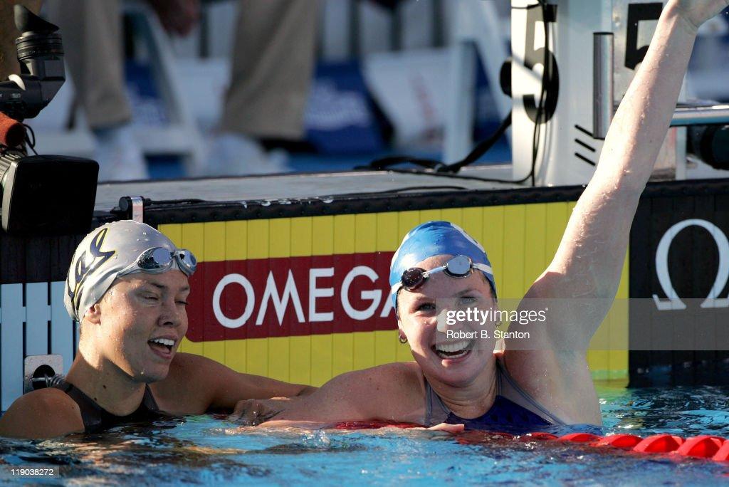 2004 U.S Olympic Swimming Team Trials - July 12, 2004