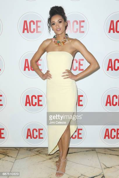 Kara McCullough attend the 2017 ACE Gala at Capitale on May 23 2017 in New York City