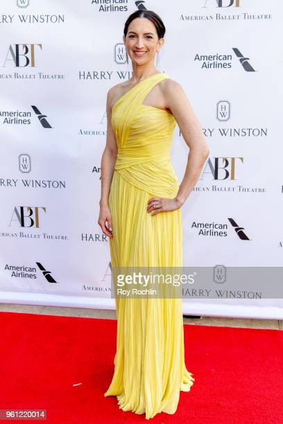 Kara Medoff Barnett attends the 2018 American Ballet Theatre Spring Gala at The Metropolitan Opera House on May 21 2018 in New York City
