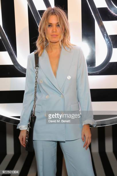 Kara Rose Marshall attends the Brits Awards 2018 After Party hosted by Warner Music Group Ciroc and British GQ at Freemasons Hall on February 21 2018...
