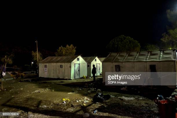 Kara Tepe camp is one of several temporary accommodation centers for asylumseekers and refugees in Greece In 2015 more than a million immigrants...