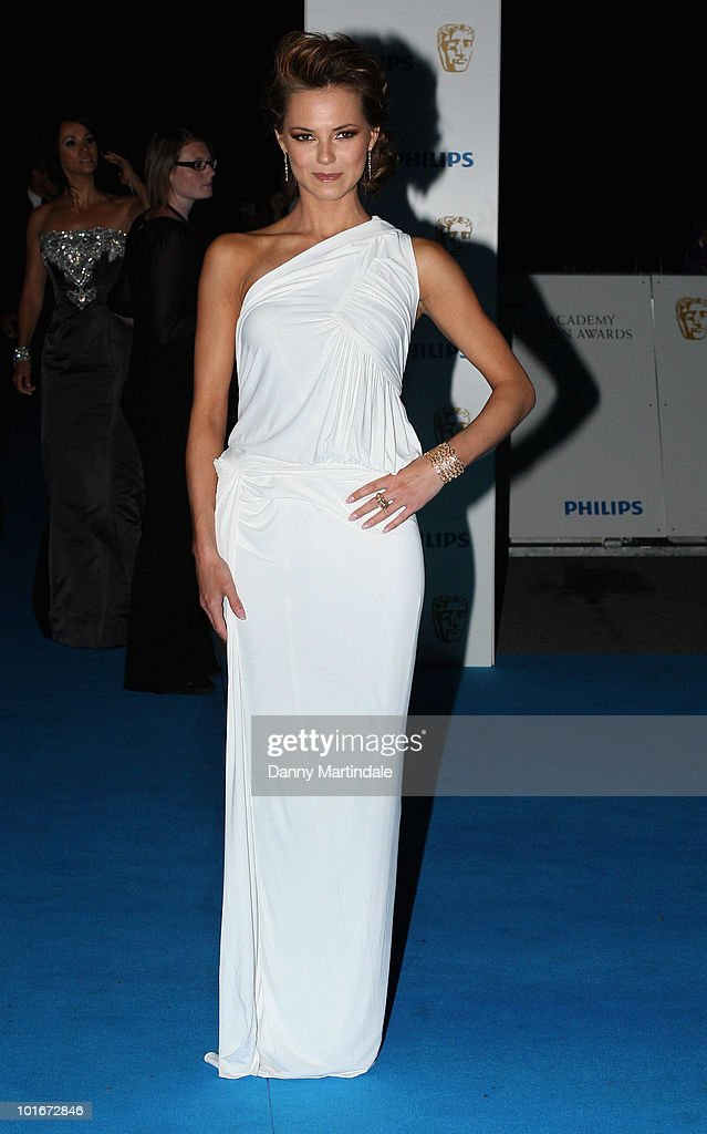 Kara Tointon attends the after party for the Philips British Academy Television awards (BAFTA) at Natural History Museum on June 6, 2010 in London, England.