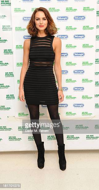 Kara Tointon attends the Macmillan De'Longhi Art Auction at Royal College of Art on September 23 2013 in London England