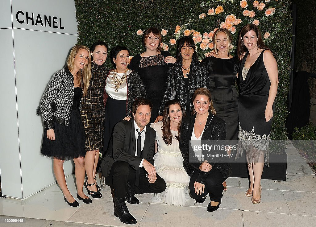 CHANEL Intimate Dinner At Robertson Boutique