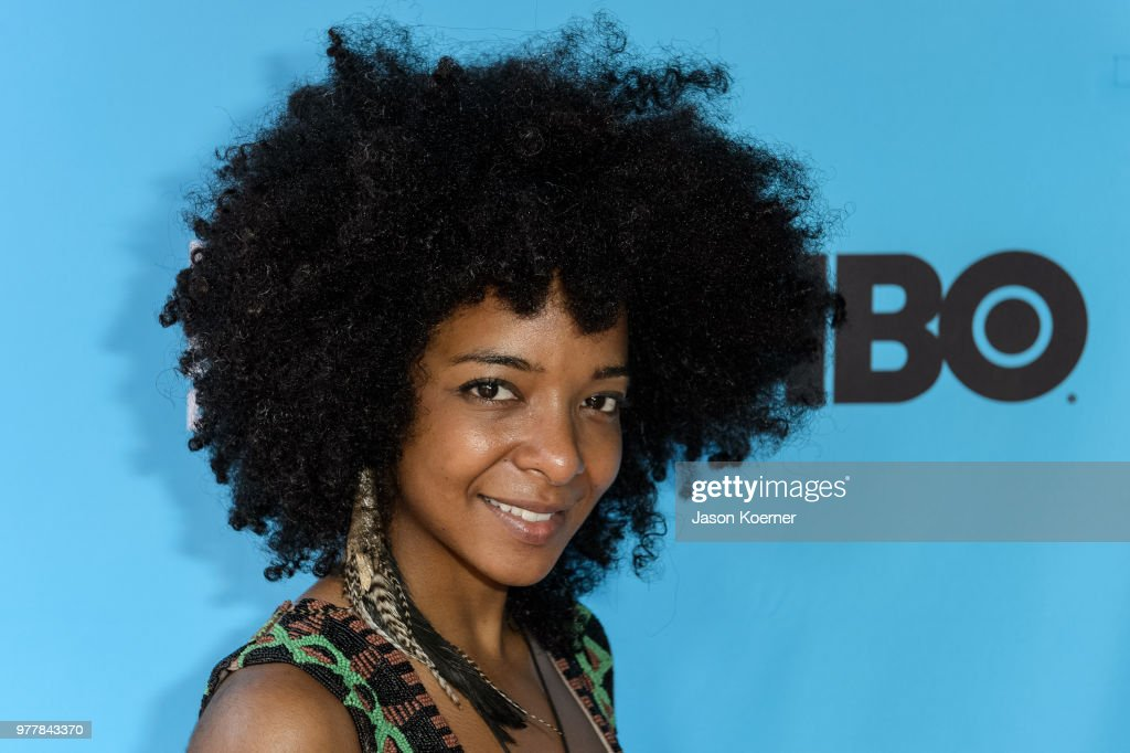 Kara Young attends the Secret HBO Sneak Screening of Random Acts of Flyness at the Colony Theater during the 22nd Annual American Black Film Festival on June 16, 2018 in Miami Beach, Florida.