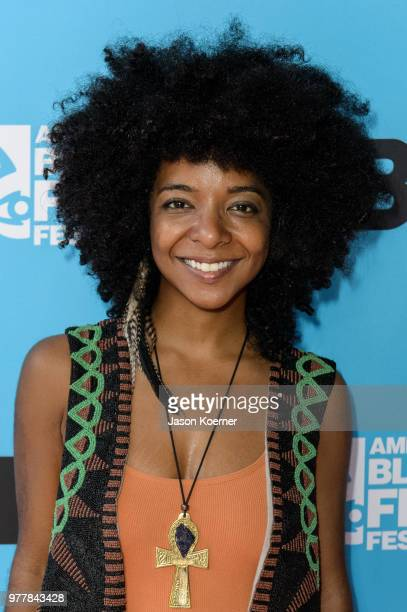 Kara Young attends the Secret HBO Sneak Screening of Random Acts of Flyness at the Colony Theater during the 22nd Annual American Black Film Festival...