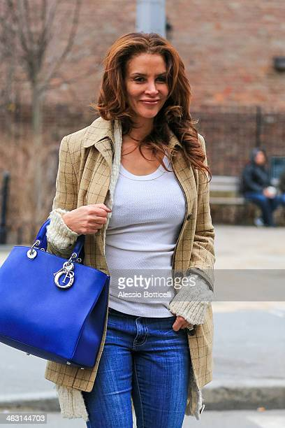 Kara Young seen on January 16 2014 in New York City