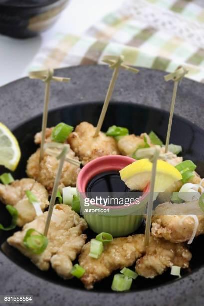 Karaage: Japanese Deep Fried Chicken