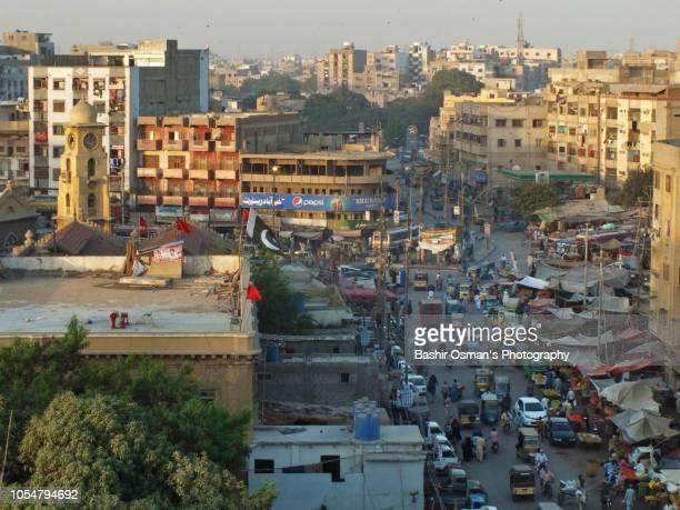 karachi -life going around streets of the city - karachi fotografías e imágenes de stock