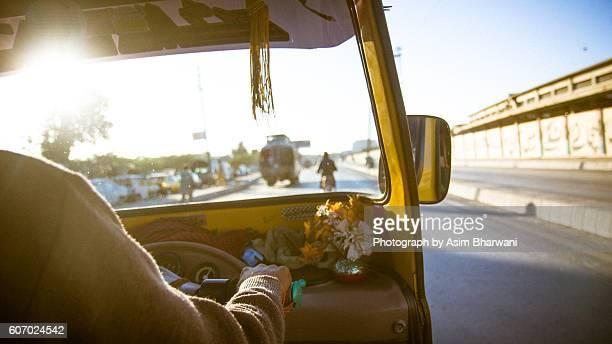 Karachi Rickshaw