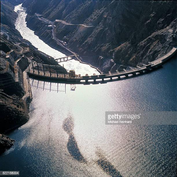 Karakaya Dam Turkey