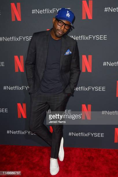 Karamo Brown attends FYC Event of Netflix's 'Queer Eye' at Raleigh Studios on May 16, 2019 in Los Angeles, California.