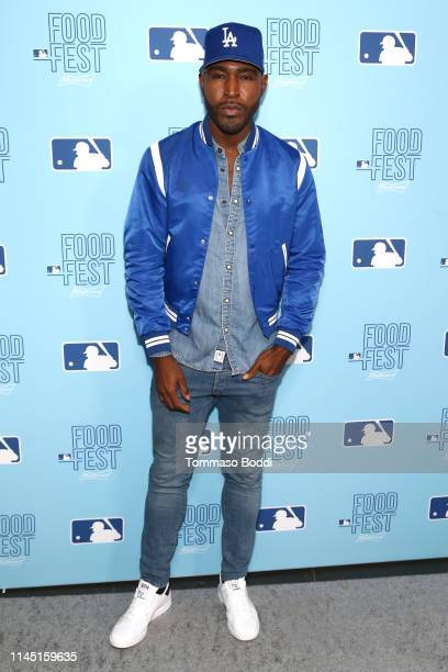 Karamo Brown attends the 2019 MLB FoodFest Special VIP Preview Night at Magic Box on April 25, 2019 in Los Angeles, California.