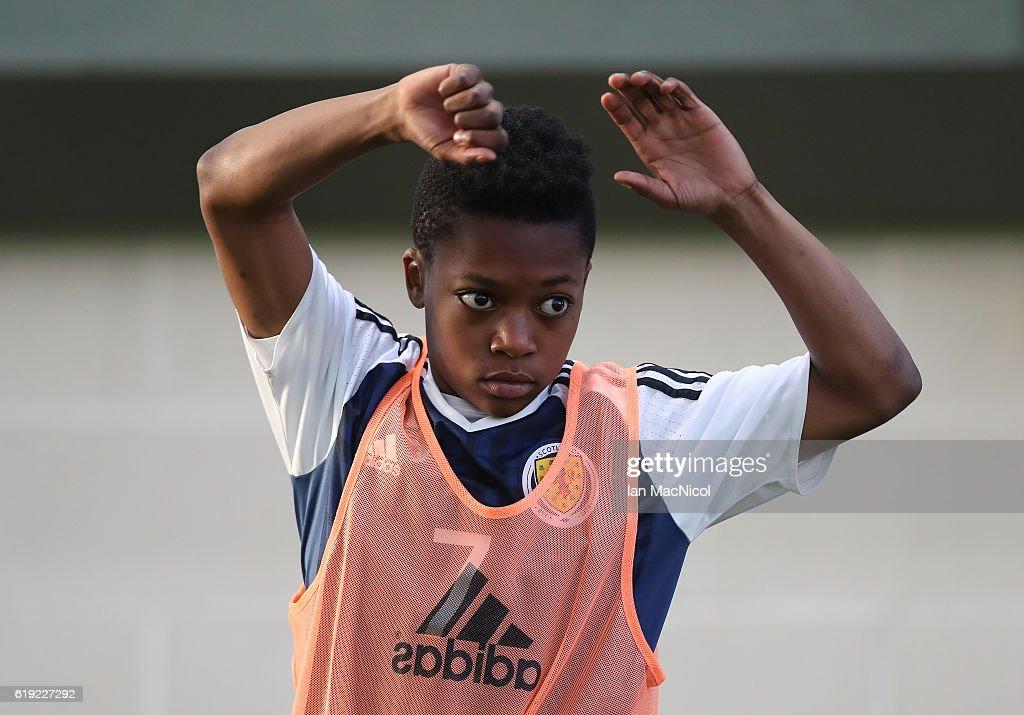Scotland U16 v Northern Ireland U16 - Victory Shield : News Photo
