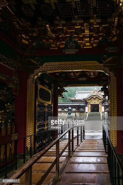 Karamon Yashamon ゲートまでに各自持ち込めるほか Iemitsu Taiyuin の日光の霊廟