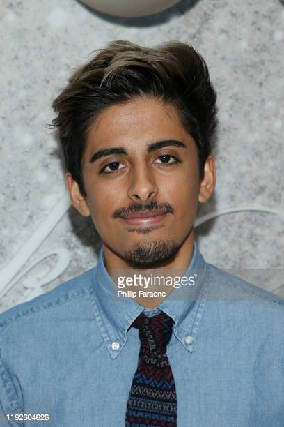 Karan Brar attends Brooks Brothers Annual Holiday Celebration To Benefit St Jude at The West Hollywood EDITION on December 07 2019 in West Hollywood...