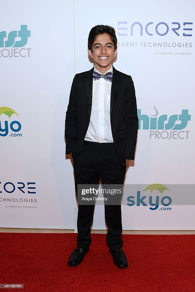 5th Annual Thirst Gala Hosted By Jennifer Garner In Partnership With Skyo And Relativity's Earth To Echo : News Photo