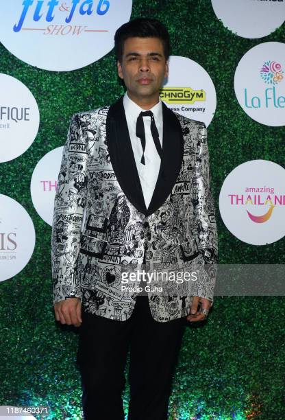 Karan Johar attends the Global Spa Fit Fab Awards on November 13 2019 in Mumbai India