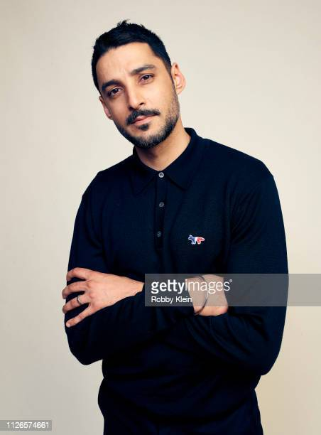 Karan Oberoi of The CW's 'Roswell New Mexico' poses for a portrait during the 2019 Winter TCA at The Langham Huntington Pasadena on January 31 2019...