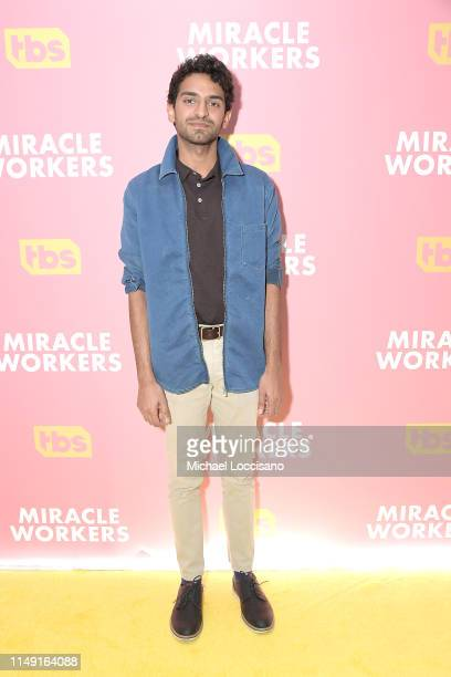 Karan Soni attends a screening and conversation for Miracle Workers at the 92nd Street Y on May 14 2019 in New York City