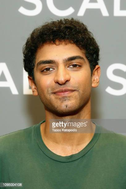 Karan Soni attends the Miracle Workers press junket during SCAD aTVfest 2019 at SCADshow on February 7 2019 in Atlanta Georgia