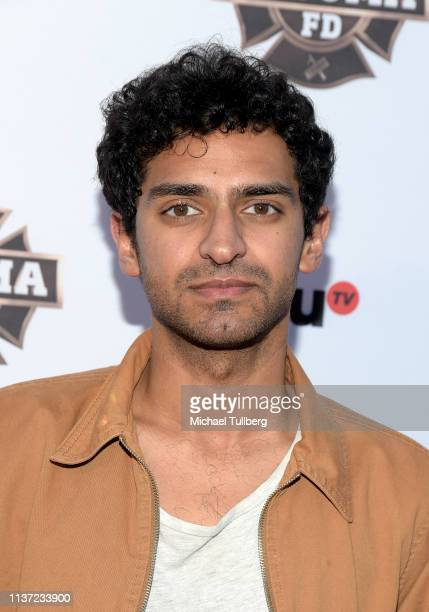 Karan Soni attends the premiere of truTV's Tacoma FD at Seventh/Place on March 20 2019 in Los Angeles California