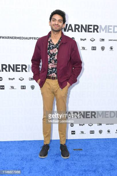 Karan Soni attends the WarnerMedia 2019 Upfront at One Penn Plaza on May 15 2019 in New York City