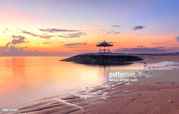 Karang Beach, Sanur, Bali, Indonesia