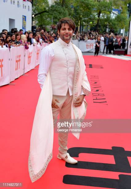 Karanvir Bohra attends The Sky Is Pink premiere during the 2019 Toronto International Film Festival at Roy Thomson Hall on September 13 2019 in...