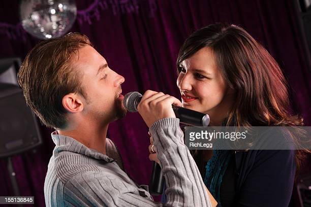 Karaoke-Sänger