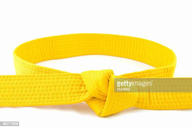 Karate Belt  Yellow