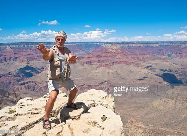 Karate in Grand Canyon
