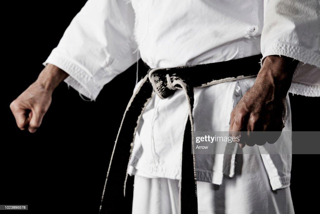 Karate : Stock Photo