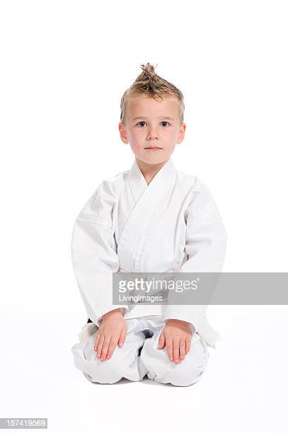 karate - submission combat sport stock pictures, royalty-free photos & images