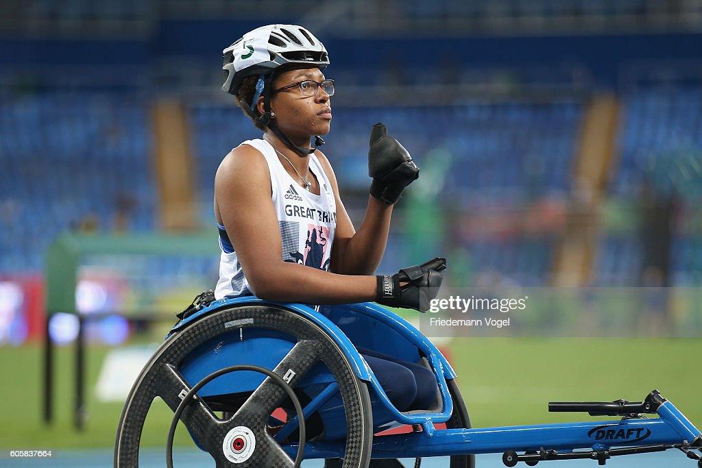 2016 Rio Paralympics - Day 7 : News Photo